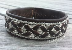 genuine Sami Lapland Swedish Bracelet model by GronstedtDesign