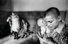 These photos taken in 2002 of secluded insane asylums and orphanages in Serbia capture chilling images of what life was like in one of these institutions back then. The children in these places are often found to have been tied to their bed for years, eating, sleeping, and defecating there, even dying. This was a common occurrence due to the facility being understaffed and having a lack of funds. Shockingly, the abuse continues even today with new and clean facilities.