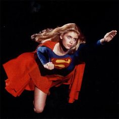 Supergirl In 1984, Helen Slater took on the role of Kara Zor-El, Superman's cousin who battled the villain Selena (played by Faye Dunaway) to defend Argo City.