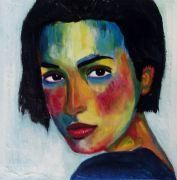 Original art for sale at UGallery.com   Jenny by Haydee Torres   : $400   acrylic painting   http://www.ugallery.com/acrylic-painting-jenny