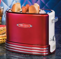 The Hot Dog Toaster on http://www.drlima.net