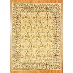 @Overstock - Update your home decor with this exotic area rug from India. This handcrafted wool area rug will adorn any living space with its colors of gold, brown, red, ivory and green in a floral pattern.  http://www.overstock.com/Worldstock-Fair-Trade/Indo-Hand-tufted-Gold-Wool-Rug-8-x-11/5809082/product.html?CID=214117 $487.99