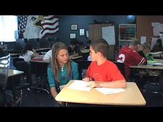 Writing Peer Review TOP 10 Mistakes: 4th and 5th graders show how NOT to conduct a peer review. Show this video to your class to help them make better use of peer review opportunities.