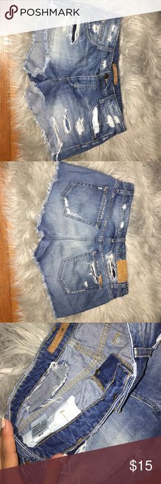 Summer time shorts Size 28 practically new! Joe's Jeans Shorts Jean Shorts