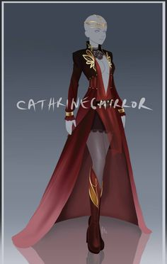 (CLOSED) Adopt Auction - Outfit 41 by cathrine6mirror