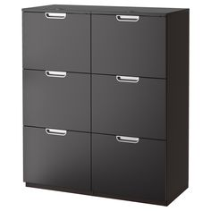 Aktenschrank ikea  ERIK File cabinet - IKEA, thinking about this if it will store ...