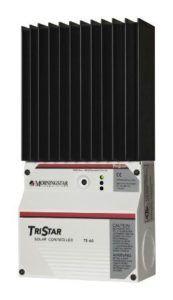 Proteja sus batterias y mantenerlas bien cargadas con controlador de carga Tristar 60 amp.|#solarproducts