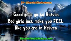 Are you looking for the Best Attitude Status for your WhatsApp DP? Here, we are Sharing best Girly Attitude Status in English for your WhatsApp DP. Attitude Status Girls, Bad Attitude Quotes, Girls Status, Good Attitude, Whatsapp Status For Girls, I Hate Boys, Raise Your Standards, Cute Statuses, Attitude Shayari