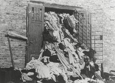 During the evacuation, SS authorities tried to remove the traces of the crimes committed in Auschwitz by, for example, destroying documents as well as personal belongings stolen from the victims. However, they failed to fully implement this plan. After the liberation, a huge number of various belongings were discovered, including camp documents.