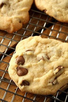 Loved it. Increase baking time to 15-16 minutes (in my oven) -- Chocolate Chip Cookies (Subway Copycat Recipe)