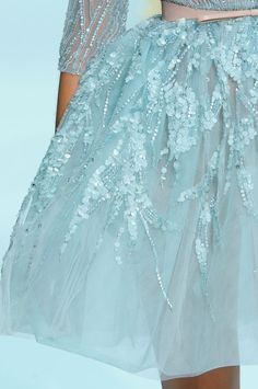 Details at Elie Saab Couture S/S 2012
