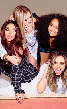 Little Mix Photoshoot