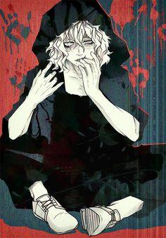 Anime Guys, Manga Anime, Anime Art, Dark Anime, Hero Academia Characters, Anime Characters, Boku No Hero Academia, Tomura Shigaraki, My Hero