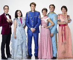 "Disney ""Descendants"" - the 'good' kids in coronation clothes"