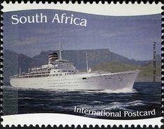 SA Vaal Ocean Cruise, Cruise Boat, Cruise Ships, Union Of South Africa, Merchant Navy, African Animals, African History, Cape Town, Landscape Photography