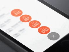 Expanded navigation animation