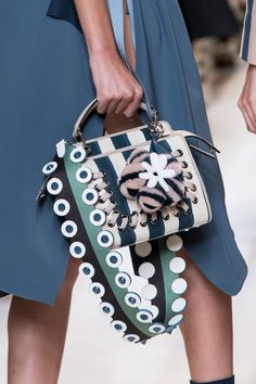 Fendi | Spring 2017 Details Cont. – The Impression