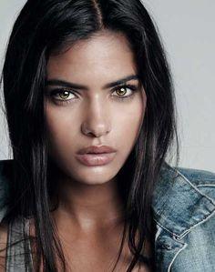 Next / Los Angeles / Rania Benchegra Native American Models, Native American Beauty, American Indians, Girl Face, Woman Face, Beauty Full Girl, Beauty Women, Brunette Beauty, Hair Beauty