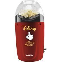 Pipoqueira Elétrica Mallory Disney Mickey B98700141 Vermelha sem Óleo