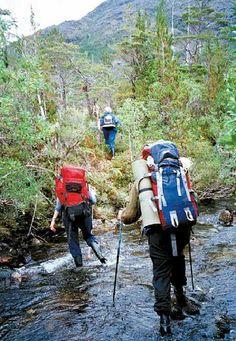 Mochileros - Que mochila es la adecuada para un viaje?