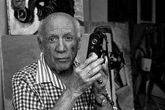 Picasso por Henri Bresson