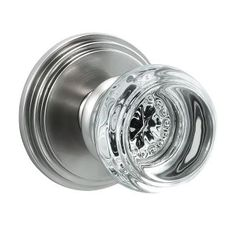 Kwikset 967HS Hancock Knob Double Cylinder Interior Pack with