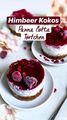 Fancy Desserts, No Cook Desserts, Sweet Desserts, Sweet Recipes, Dessert Recipes, Vegan Sweets, Mini Cakes, Yummy Cakes, No Bake Cake