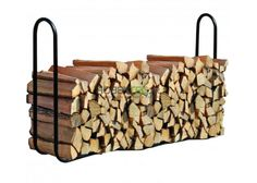 Stojan na dřevo SALM, 244x25x99 cm Arches, Firewood, Texture, Crafts, Bows, Surface Finish, Crafting, Diy Crafts, Craft