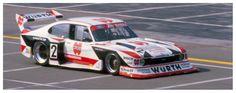 "Norisring 1981: Klaus Ludwig in ""small"" turbo Capri by Karsten Denecke"