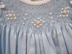 Blue and peach by Marianela Collado Another oh so beautiful from Marianela