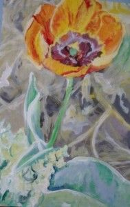 Elizabeth Reoch's Oil Painting Gallery is a collection of some of her favorite oil paintings. Oil Painting Gallery, Art Gallery, Painting Lessons, Painting Techniques, Paint Flowers, Learn To Paint, Orange Flowers, My Arts, Abstract
