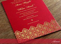 Classic Designs for Marriage Invitations   Myshaadi.in