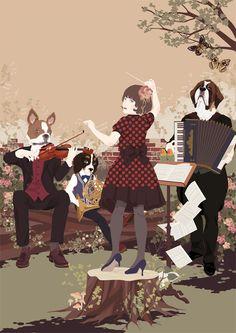 Music by Katogi Mari