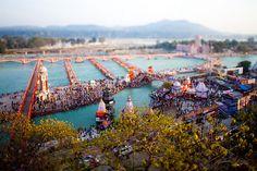 Kumbh Mela 2010, Haridwar, India