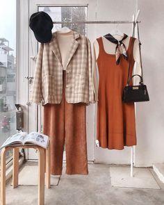 Saigon mưa gió, ăn mặc thật xinh mà cũng phải giữ ấm nha các nàng 😍 —— Hàng len dệt cập bến nhiều item xinh lắm luôn, có cả đầm cho các… Retro Outfits, Casual Outfits, Dear Daughter, Wear Store, Clothing Photography, Baby Photos, Knitwear, Dressing, Boutique