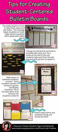 18 Things to Consider When Decorating Your Secondary Classroom