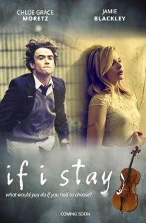 """Mundo da Leitura e do entretenimento faz com que possamos crescer intelectual!!!: Trailer do filme """"Se Eu Ficar"""", adaptação do livro..."""