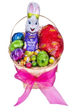 Easter Treat - Easter Hamper #Easter #Coupons #Gifts #Choclate