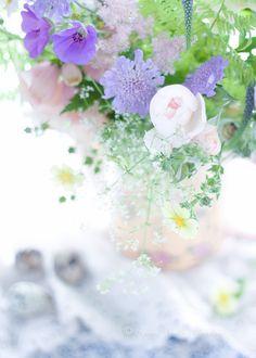 bouquet of summer