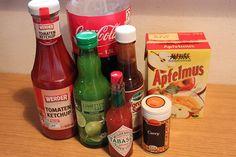 Mach ma Currywurst, ey – Mrs Wusels Ideenschmiede
