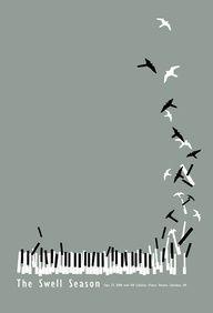 Piano en liberté -- Love the concept a lot. It says much.