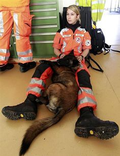 Rescue teams are our Heroes