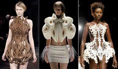 Moda: esqueçam o tear, chegou a impressora | Notícias Magazine