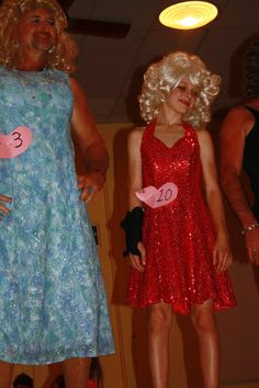 1000+ images about Womanless and boys pageants on Pinterest | Pageants ...