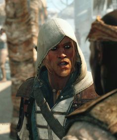 In this world or the one below. Mainly Kenway, with some random ac and anything having to do with pirates! Proud member of the Bloody Jack fandom. Assassins Creed Black Flag, Assassins Creed Odyssey, Assassin's Creed Edward Kenway, All Assassin's Creed, Edwards Kenway, Best Games, Riding Helmets, Loki, Art Reference