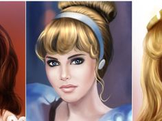 I got: Cinderella! What Disney Princess Do You Look Like?