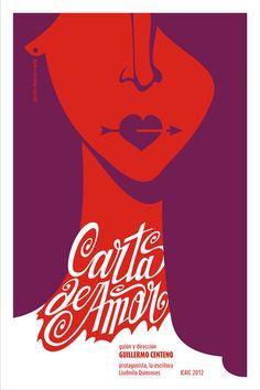 Cartas de Amor, 2012