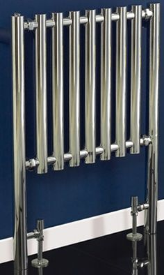 Buy the Phoenix Mia Floorstanding Designer Radiator from Tap Warehouse and receive huge savings off the RRP Horizontal Radiators, Designer Radiator, Home Appliances, House Appliances, Kitchen Appliances, Appliances