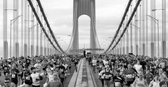 The world's swiftest amateur marathoners do not share the same nationalities as the world's elite racers.