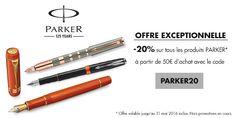 Stylo Parker - boutique officielle agréée stylos Parker